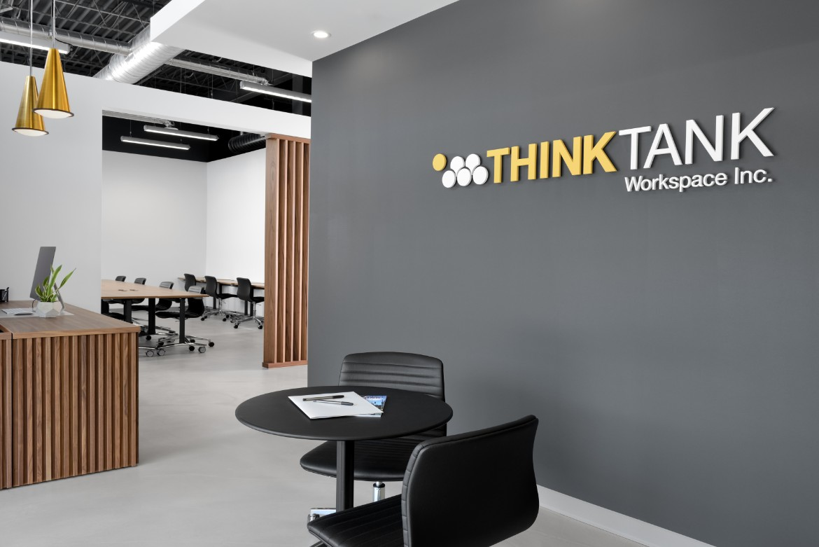 The ThinkTank space